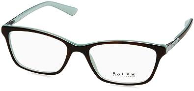 Ralph By Ralph Lauren RA7044 Gläser in Havanna Aquamarin RA7044 601 52 52 Clear BwDa5