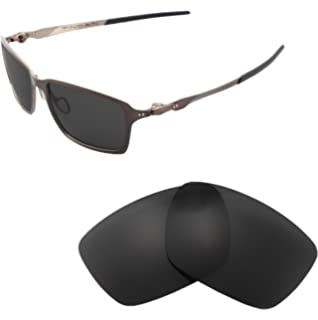 Tincan Carbon Replacement Lenses Polarized Black by SEEK fits OAKLEY ...