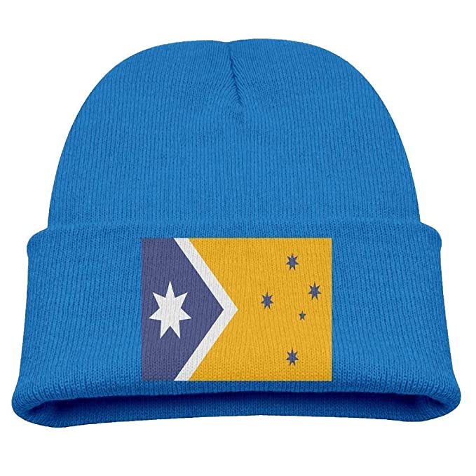 9057f0b268b2aa Image Unavailable. Image not available for. Color: DeReneletrc Kid's  Australian Flag Hats Winter ...