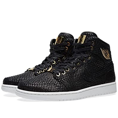 air jordan 1 pinnacle black