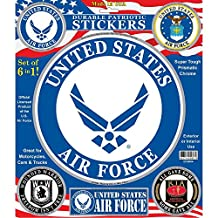 """United States Air Force Sticker 12"""""""