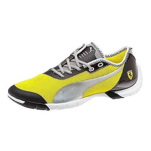 89247d3dc0f Puma Future Cat Super LT SF Evo Junior Ferrari Kids Sports Casual Trainer  Shoes (3.5