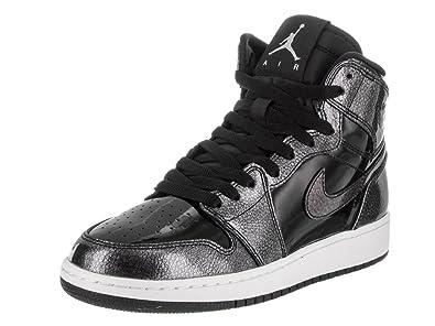 official photos 5b231 7d090 Jordan Schuhe – Air Jordan 1 Retro High Bg schwarz weiß schwarz Größe