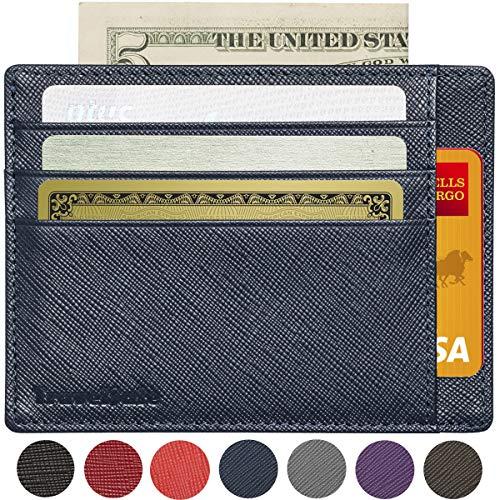 rfid slim card wallet