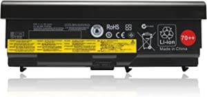 94Wh T430 Battery 9 Cell 70++ 0A36303 Battery Replace for Lenovo ThinkPad T430 T420 T410 W530 W520 W510 T530 T520 T510 T420i 0A36302 42T4751 42T4793 45N1011 Laptop