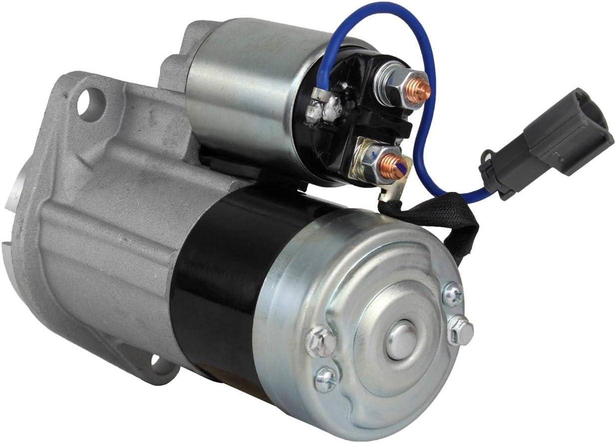 Rareelectrical New Starter Compatible With Nissan Forklift Pl50 Pl55 Pl55 Pl60 Pl70 Plu40 Plu50 K15 K21 K25 Engine By Part Numbers 23300-GS20B 23300-GS20B
