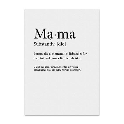 Mutter Zitat