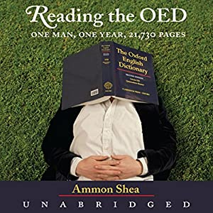 Reading the OED Audiobook