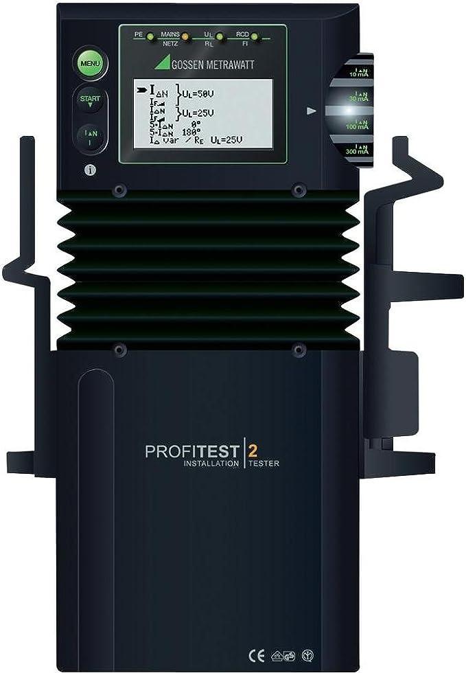 Gossen Metrawatt Profitest 2 Vde 0100 Instrument Test Baumarkt