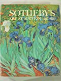 Sotheby's Art at Auction, 1987-1988, Sally Liddell, 0856673587