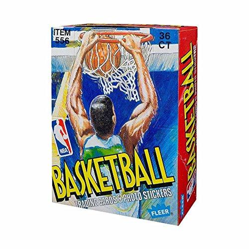 1989-90 Fleer Basketball Hobby Box