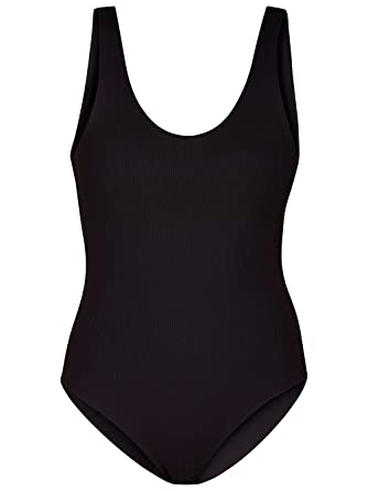 5e76696bac5db Hurley Women's Quick Dry Block Party Hybrid Swimsuit Bodysuit at Amazon Women's  Clothing store: