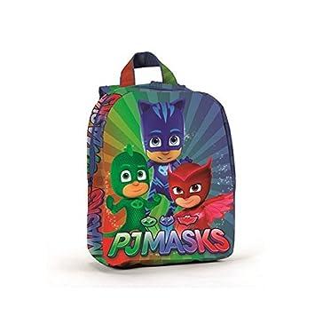 CORIEX PJ Máscaras Pijama Héroes a95762 Niños Mochila, 27 Centimeters, poliéster, Multicolor,