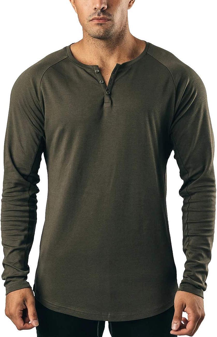 (ビベター)Bebetter メンズ Tシャツ 長袖 スポーツシャツ 秋冬 トレーニングウェア 無地 フィットネス 吸汗速乾 ストレッチ素材 M