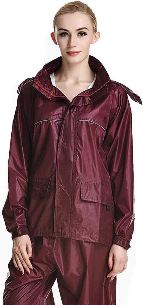 Cazadora de Viaje Camisa Impermeable para Adultos Aire Libre ...