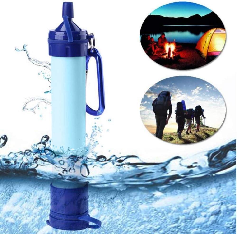 Paja de Filtro, purificador de Agua portátil Suministro de ...