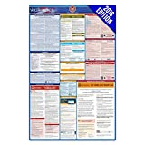 2018 Washington Labor Law Poster – State, Federal, OSHA Compliant – Laminated Mandatory All in One Poster