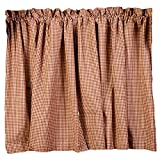Stars And Berries 36″ Curtain Tiers