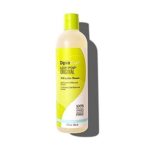 DevaCurl Low Poo Mild Lather Cleanser; 12oz