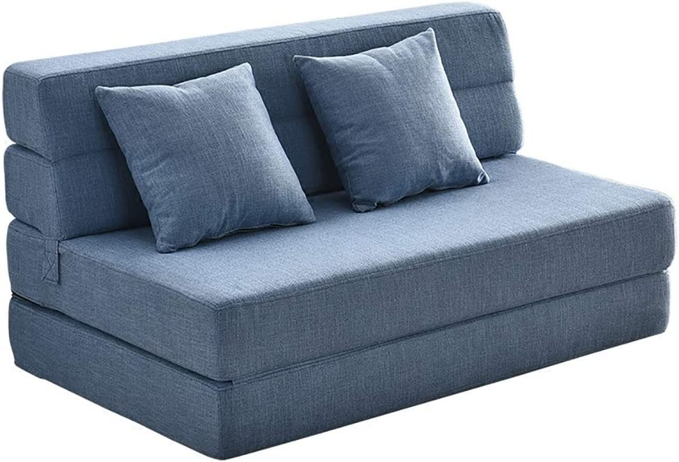 Amazon.com: Lazy Sofa Lazy Sofa Small Apartment Foldable ...