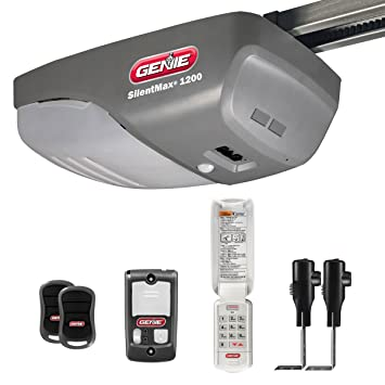 Genie Silentmax 1200 Garage Door Opener Hpc Power Plus Dc Motor