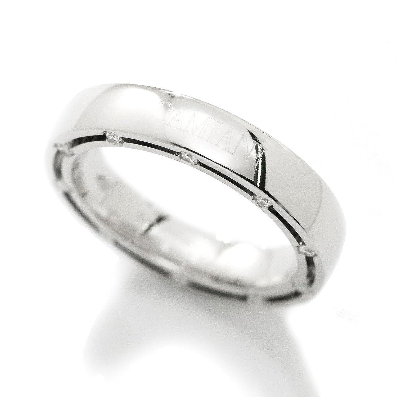 ダミアーニ DAMIANI ディサイド ダイヤ 20P リング 9.5号 K18WG 18金ホワイトゴールド 750 ダイア 指輪 【中古】 90047656 B07CPPY2ZH