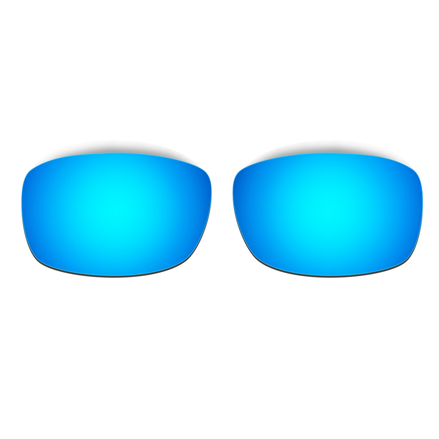 HKUCO Mens Replacement Lenses For Oakley Fives 3.0 Red/Blue/24K Gold/Emerald Green Sunglasses ySb4s