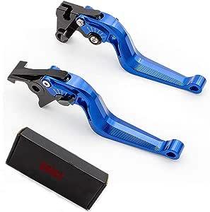 For Z125 PRO 2015-2018 CNC Clutch Brake Levers KAWASAKI 2013 2014 Titanium Short