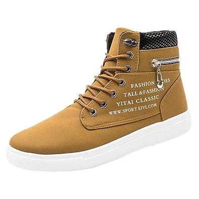 Rcool Scarpe Uomo casual scamosciato Snake Suede Sneakers traspirante  sportive Viaggio di primavera inverno per il 7d83e737ac5