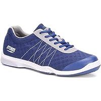 Storm Mens Nodin Shoes- de Bolos para Hombre, Color Azul Marino/Gris