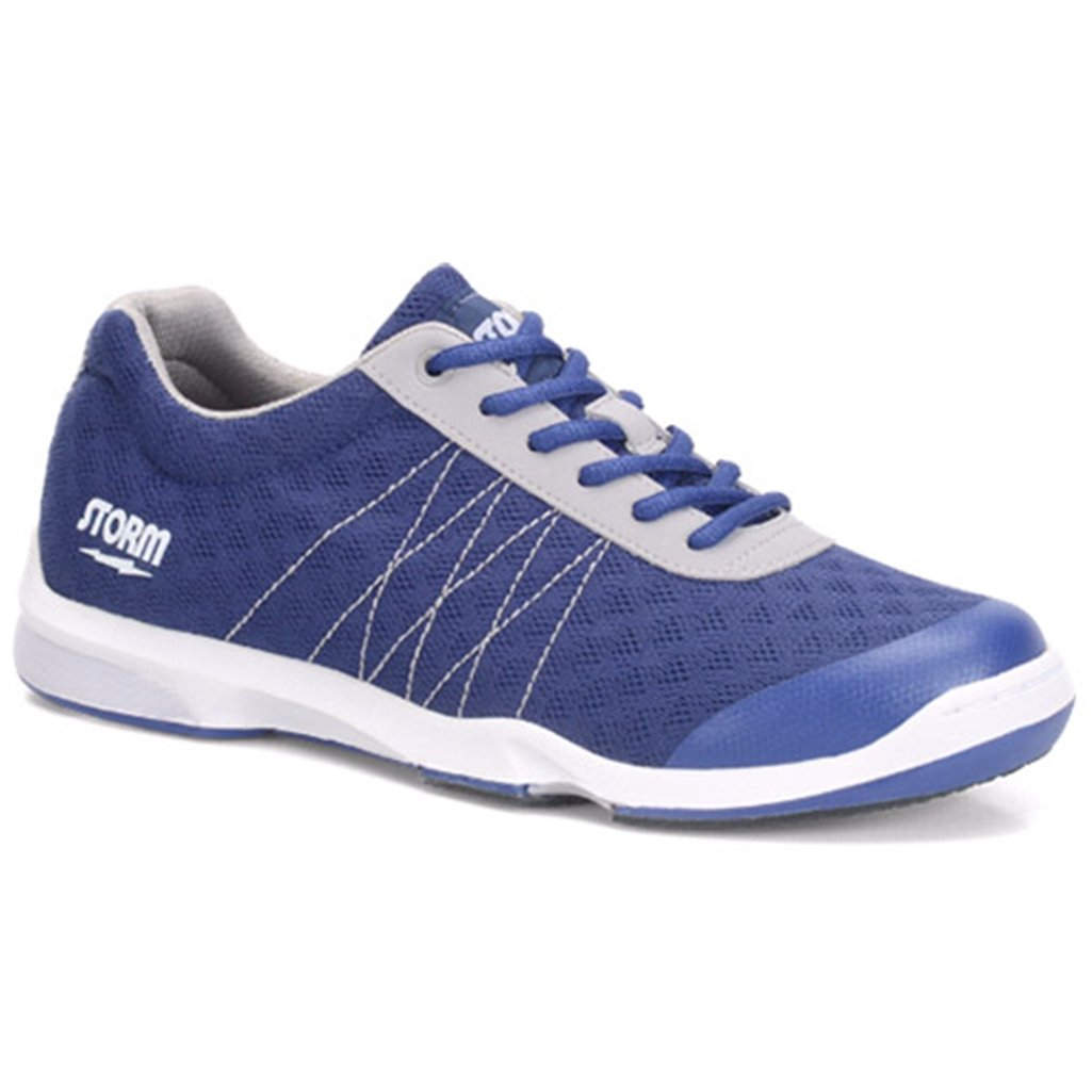 Storm Mens Nodin Bowling Shoes- Navy/Grey Storm Bowling Shoes