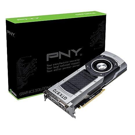 nVIDIA GeForce GTX 970 - Tarjeta gráfica de 4 GB GDDR5