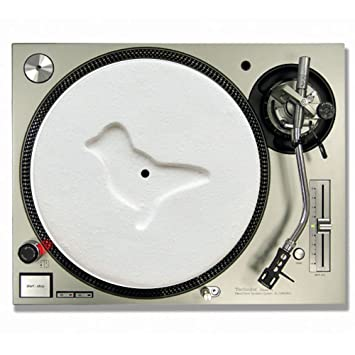 Dove White Pill/Rave - Alfombrillas para tocadiscos, alta ...