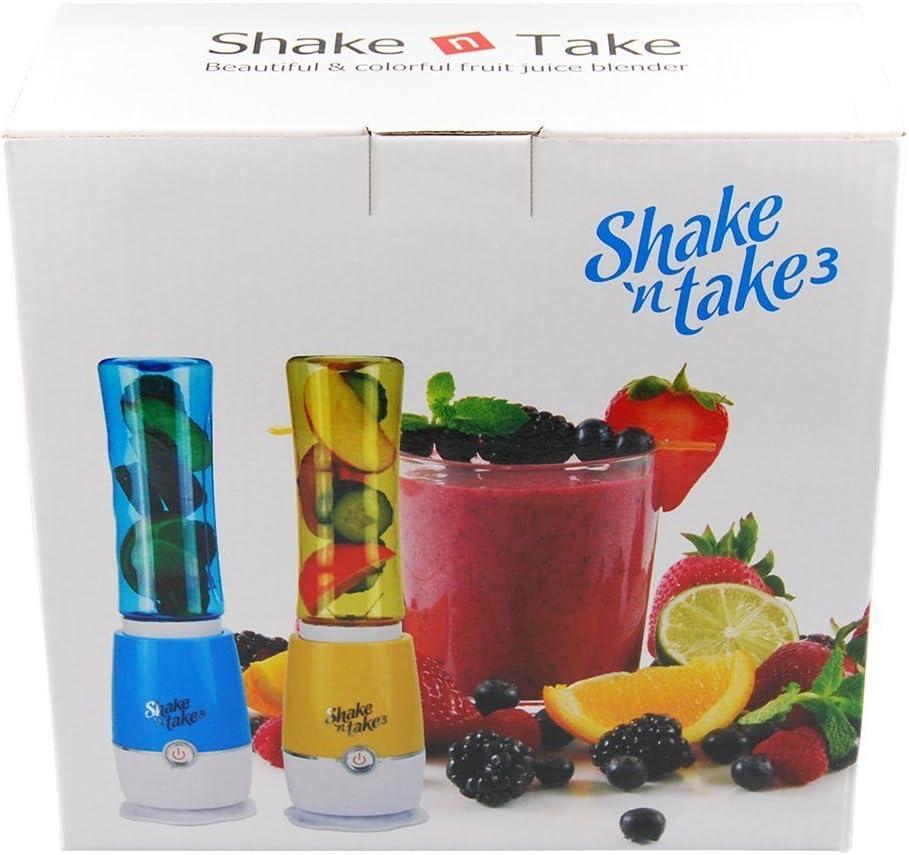 Shake n Take 3 Smoothie Maker Batidora Batidora con coctelera y ...