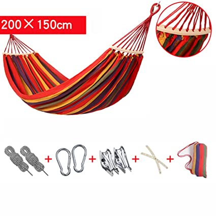 Cool Amazon Com Gxl Hammock Swing Student Canvas Outdoor Download Free Architecture Designs Itiscsunscenecom