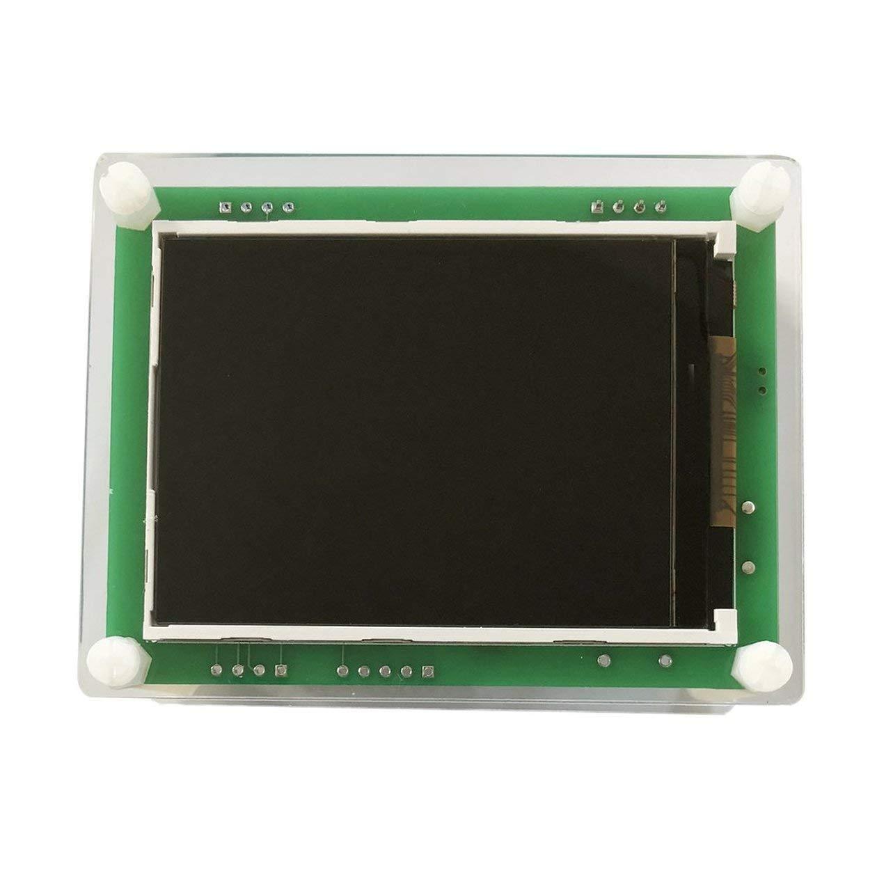 Digital Air Quality Monitor, 2,8-Zoll-TFT-Farbbildschirm Luftqualitä t Detektor genaue Prü fung mit PM2.5 / AQI Daten, fü r Auto-Haus im Freien Detect Heraihe