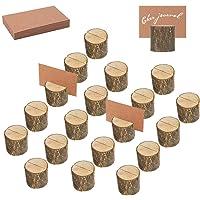 AIM Cloudbed 20 soportes de madera rústica