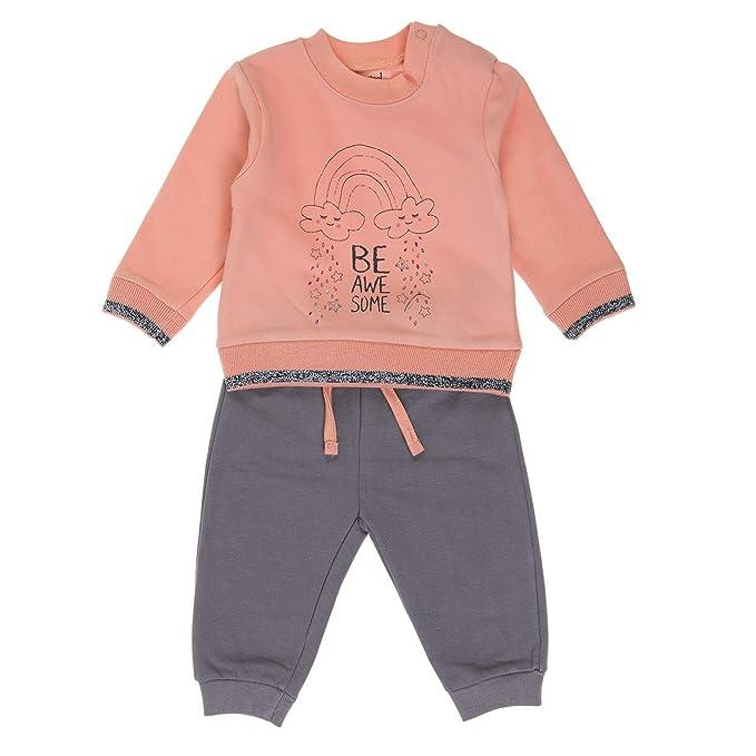 BABYBOL - Chándal bebé niña: Amazon.es: Ropa y accesorios