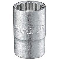 """STANLEY 1-17-072 Llave de vaso 1/2"""" 12 P"""