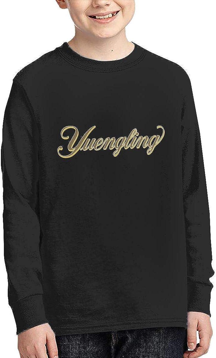Onlybabycare Yuengling Beer Teen Boy Girl Sport Pullover Sweatshirt Cute Shirt