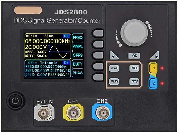 JDS2800-15MHZ Signal Generator Digital Control Generator frequency meter Arbitra