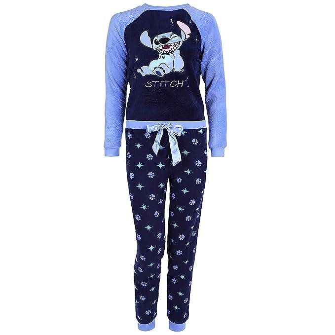Pijama Azul, Lilo y Stich Disney: Amazon.es: Ropa y accesorios