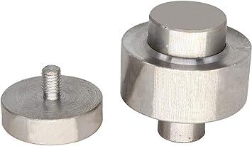 gold 30/mm /Ösen Ringe mit Unterlegscheiben/ Vorh/änge Drapes und PVC Banner von trimmen Shop /Perfekt f/ür Leder Handwerk