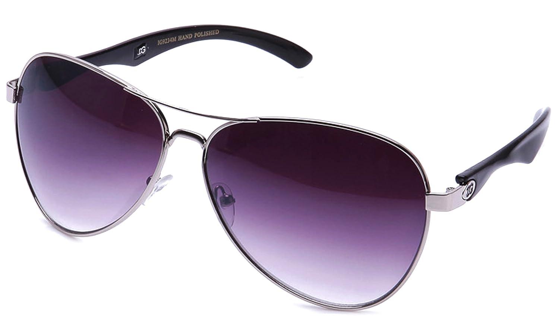 """Wavey"" - Modern Aviator Design Gradient UV Protected Lenses High Fashion Quality Sunglasses for Men"