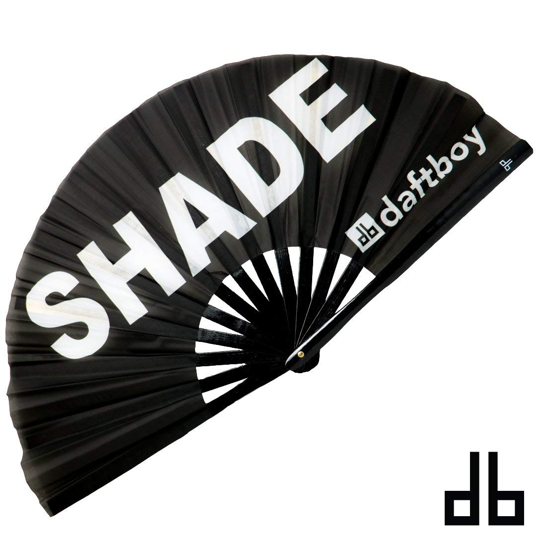 Daftboy Shade Fan