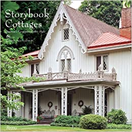 Storybook cottages america 39 s carpenter gothic style for Carpenter style homes