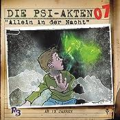 Allein in der Nacht (Die PSI-Akten 7) | Simeon Hrissomallis