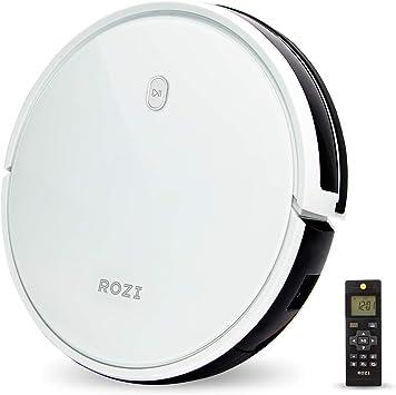 Amazon.com: Rozi TidyBot Robot Aspiradora con mando a ...