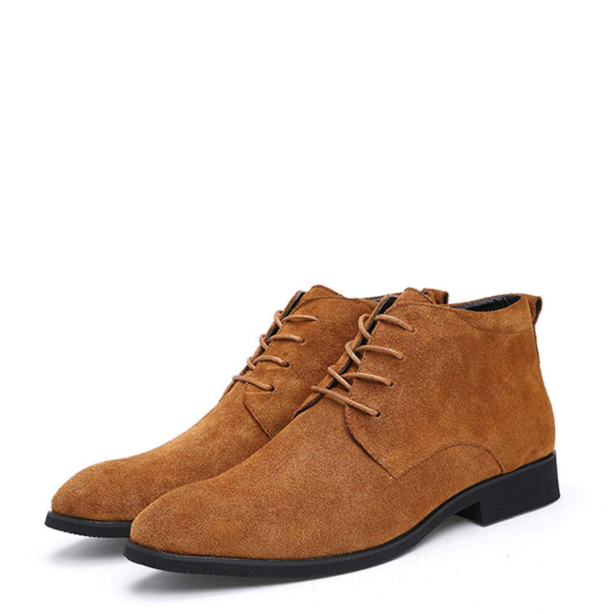 Genuine Leather Breathable Men High Top Shoes Outdoor Casual Botas Homme