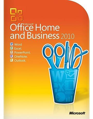 Amazon com: Microsoft Office Home & Business 2010 - 2PC